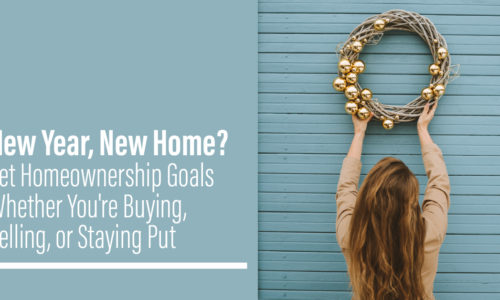 Set Homeownership Goals for buying and selling in Alexandria